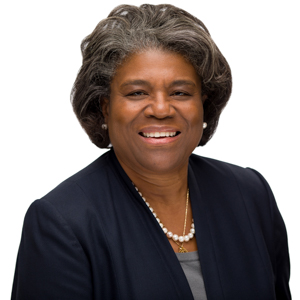 USCRI Board Member Linda Thomas-Greenfield Appointed As Our Next U.S. Ambassador to the U.N.