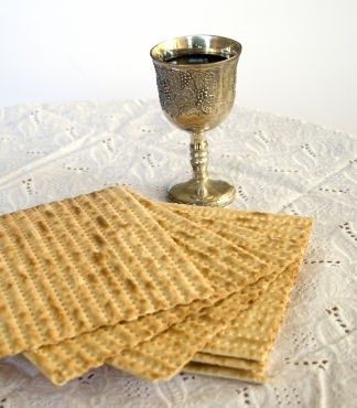 There Are No Strangers at Our Passover Table This Year