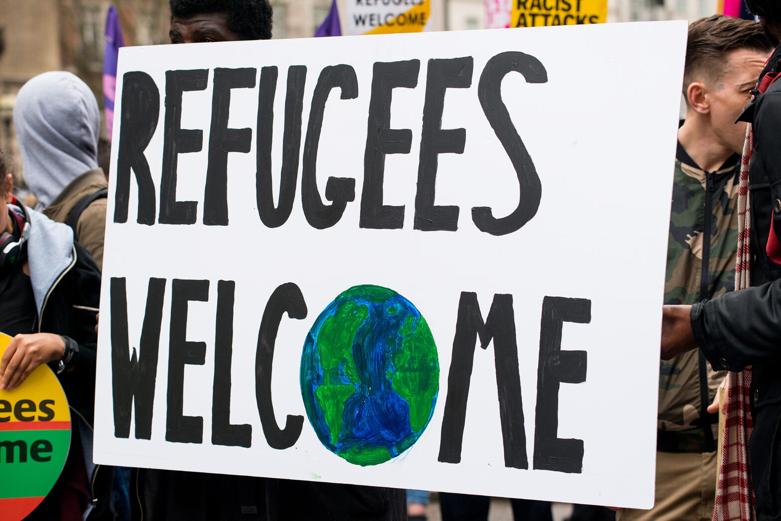 URGENT ACTION: Keep America's Refugee Resettlement Program Alive! Tell Congress to Raise the Refugee Admissions Goal to 95,000