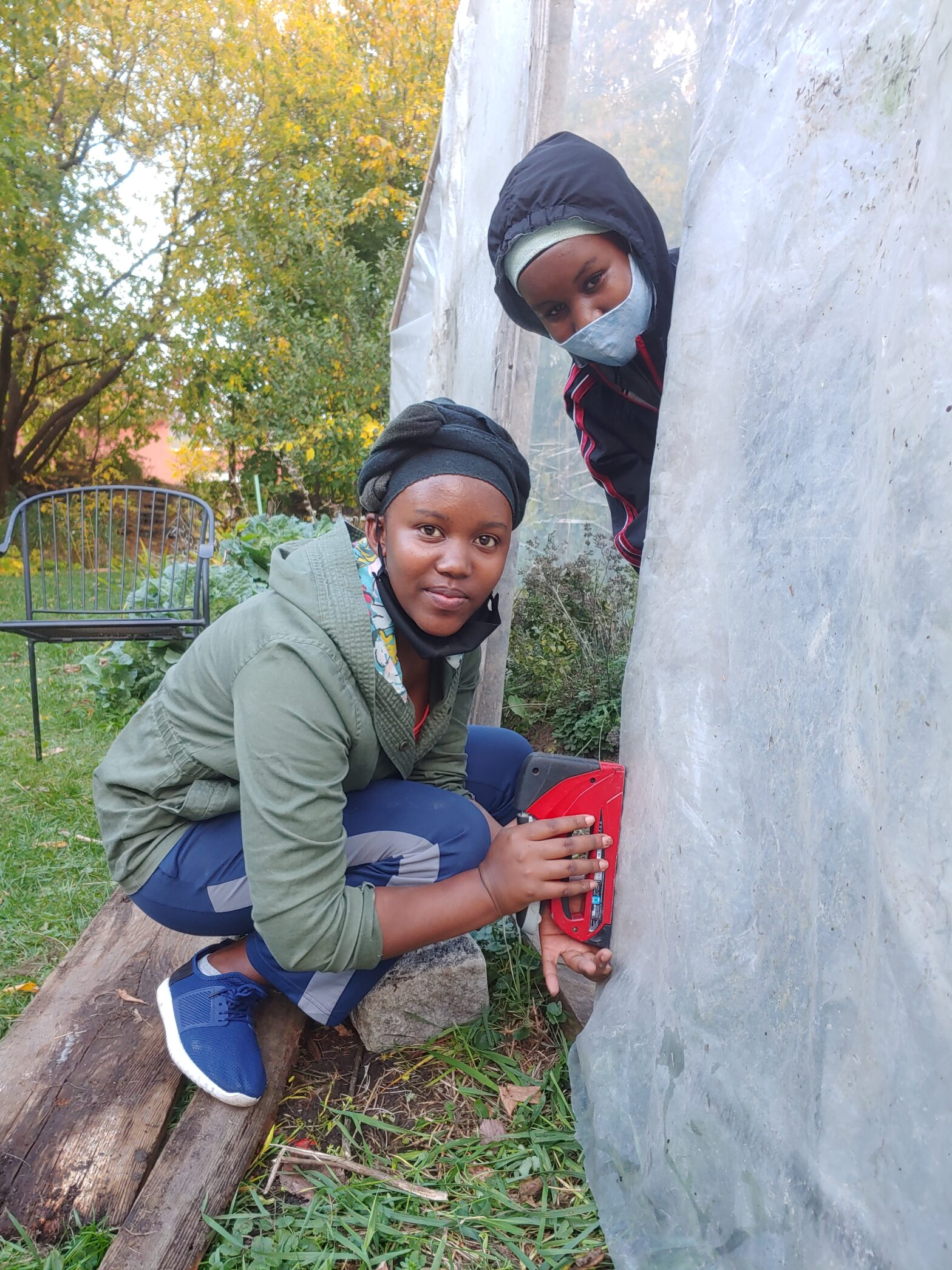 Sisters Making a Difference Together
